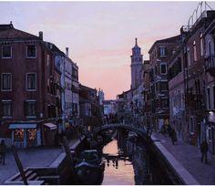 David Eichenberg - Venice II