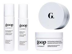 Gwyneth Paltrow's Goop Skincare Line by Juice Beauty....all organic!!!!!!