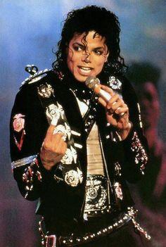 Wanna Be Starting Something Live in Brisbane, Australia November 11, 1987