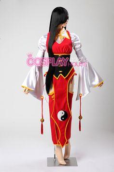 BlazBlue:Calamity Trigger - Litchi Faye-Ling cosplay Costume version 01, $129.95