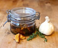 Garlic Confit is a simple way to not only preserve garlic cloves, but also infuse olive oil with garlic flavor. Derived from the French word...