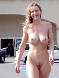 Topless huge tit girls flashing pussy