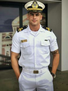Welcome to the Republic - Duty time Navy Uniforms, Police Uniforms, Sexy Military Men, Hot Cops, Beautiful Men Faces, Navy Man, Men In Uniform, Athletic Men, Good Looking Men