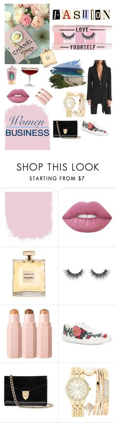 """""""Lifestyle"""" by gioortiz on Polyvore featuring Gucci, Aspinal of London y Jessica Carlyle"""