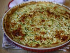 Tarta aperitiv cu zucchini - Carrefour-Pentru o viata mai buna