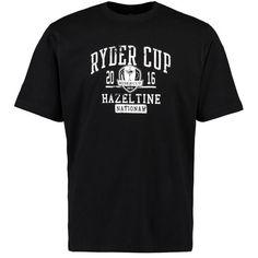 2016 Ryder Cup Tonal T-Shirt - Black - $20.24