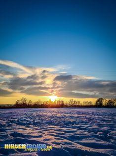 An diesem Wochenende lohnt es sich rauszugehen. Für die eisige Kälte werden Sie mit reichlich Sonne belohnt. Clouds, Celestial, Outdoor, Tours, Sun, Hiking, Outdoors, Outdoor Games, The Great Outdoors