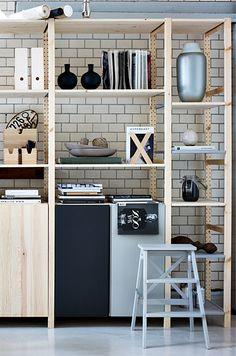 deco atelier: Ivar by Ikea