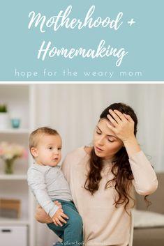 Homemaking In Motherhood — Plum Cheeky Solutions-Lovin' This Homeschool Mom Life Parenting Issues, Parenting Humor, Parenting Hacks, Happy Mom, Happy Kids, Modern Feminism, Mom Schedule, Mom Planner, Feeling Like A Failure