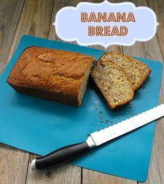 Classic Banana Bread frugalanticsrecipes.com #banana