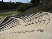 Rhodes Private Tours - Ancient Theater in Rhodes Island Greece