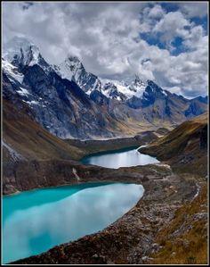 Huayhuash Trek in Peru