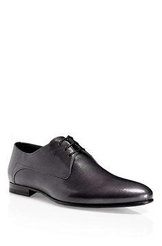 Hugo Boss 'Eviano' Leather Lace-Up Dress Shoe