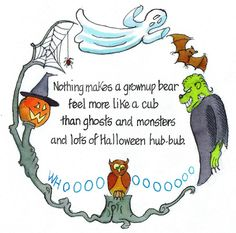 From The Berenstain Bears Go on a Ghost Walk