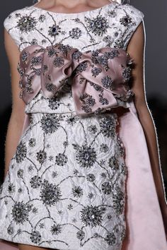 Giambattista-Valli Couture-2014 flowers