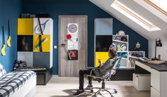 Oto nowatorskie drzwi SMART, które stwarzają Ci nowe możliwości. Teraz przechowywanie i personalizacja własnego wnętrza nabiera zupełnie innego wymiaru. DRZWI#drzwi #vox #doors #door #architecture #Interior #interiors #design #home #interiordesign #polishdesign #furniture #inspiration #interiordesigns #interiorlovers #interiordecor #improvement #wood