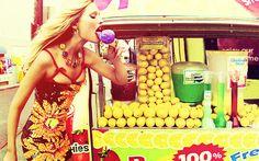 Hmm ... Limonade !