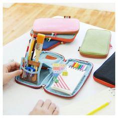 Jam studio Folding pencil case pocket pouch ver.2 - Solid Style (http://www.fallindesign.com/jam-studio-folding-pencil-case-pocket-pouch-ver-2-solid-style/)