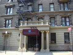 Broadway Hostel - Haupteingang