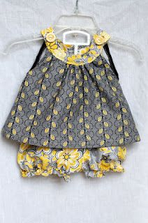 @Prudent Baby toddler snappy top + This Mama Makes Stuff bloomers = Beth Being Crafty newborn outfit :)