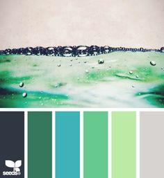 Design Seeds Color Palette | Design seeds