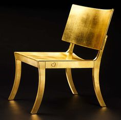 Moderne Golden Chair