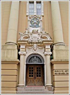MUSEU DE ARTES DO RIO GRANDE DO SUL, Brazil