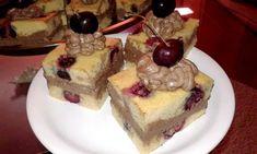 Prăjitură cu cireşe şi cremă de cacao – este o prăjitură deosebită , un desert răcoros Cheesecake, Deserts, Rome, Cheesecakes, Postres, Dessert, Cherry Cheesecake Shooters, Plated Desserts, Desserts