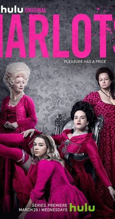 Created by Alison Newman, Moira Buffini. With Bronwyn James, Alexa Davies, Dorothy Atkinson, Jessica Brown Findlay. Brothel owner, Margaret Wells, struggles to raise her daughters in London during the 18th century.