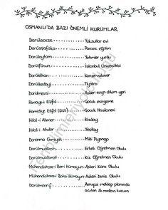 Ottoman Empire, Names, Study, Education, History, Instagram, Ottomans, Ideas, Studio