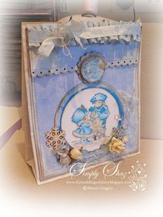 Lilly of the valley giftbag