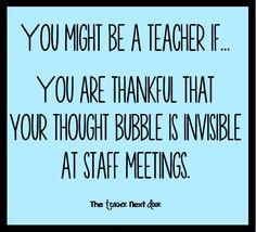 """Find more Teacher Humor at the Teacher Next Door's """"Teacher Humor"""" Pinterest board."""