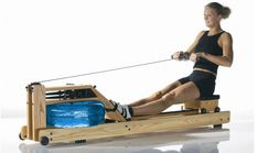 How To Use A Rowing Machine Properly. Rowing is a GREAT exercise, but you have to make sure you are doing it correctly to avoid injury. Check out this article to learn how to row the safe way.