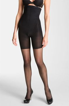 SPANX® 'In-Power Line' High Waisted Shaping Sheers available at #Nordstrom