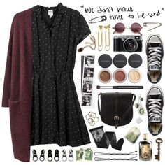 Latest Fashion Trends – This casual outfit is perfect for spring break or the Fall. 53 Cool Casual Style Looks To Inspire Every Woman – Latest Fashion Trends – This casual outfit is perfect for spring break or the Fall. Nerd Fashion, Look Fashion, Fashion Outfits, Lolita Fashion, Fashion Boots, Fall Outfits, Casual Outfits, Cute Outfits, Emo Outfits
