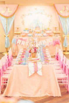 #pink #princess #party pinkprincessbirthdayparty (7)
