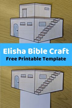 Free printable Bible lesson on the life of Elisha. Covering Elisha call, The widow's oil and the Shunammite's women and a room for Elisha. Worksheets, crafts, coloring pages, activities and more. Toddler Bible Lessons, Preschool Bible Lessons, Bible Crafts For Kids, Preschool Learning Activities, Toddler Sunday School, Sunday School Classroom, Sunday School Lessons, Sunday School Crafts, Easy Toddler Crafts