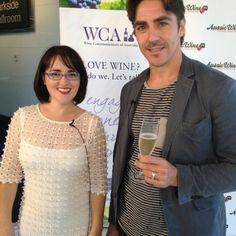 Ned Goodwin, MW and Katrina Holden, Sydney February 2012