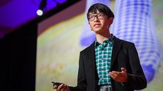"""❛Kenneth Shinozuka❜ TEDYouth 2014: My simple invention, designed to keep my grandfather safe • """"60% of people with dementia wander off, an issue that can prove hugely stressful for both patients and caregivers. In this charming talk, hear how teen inventor Kenneth Shinozuka came up with a novel solution to help his night-wandering grandfather and the aunt who looks after him ... and how he hopes to help others with Alzheimer's."""""""