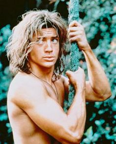 if my husband is not George of the Jungle...bad things are gonna happen