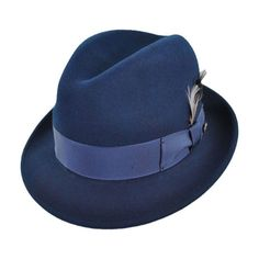 Bailey Tino Packable Fedora Hat - 2XL
