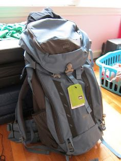 1e68a09a6e74 Meet Stephanie Yoder and Her REI Tech Tour 60. Backpack ReviewsMeetHer  Packing ...