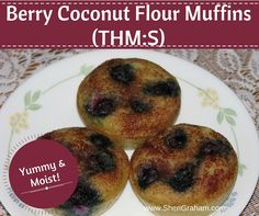 A friend of mine (hi Terri!) gave me this recipe and these muffins are SO good. Terri fixed these when we went to visit her a while back and they were delicious. I told her I had to have the recipe! Once I looked the ingredients over, I knew that I could adjust a little […]