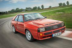 """Audi """"Sport quattro"""" 1984"""