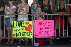 Seattle Pride Parade 2014 | Photos: Thousands turn out for 2013 Seattle PrideFest