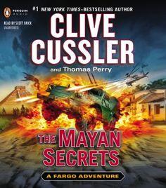 The Mayan Secrets - Clive Cussler