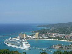 Nice view, jamaica