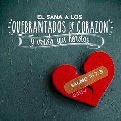 Tienes el corazón lastimado, entrégalo a Cristo, Él lo sanará #Diossanamisheridas