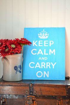 i love keep calm sayings !!