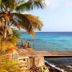 Kalki Beach, mais uma lindeza de Curaçao